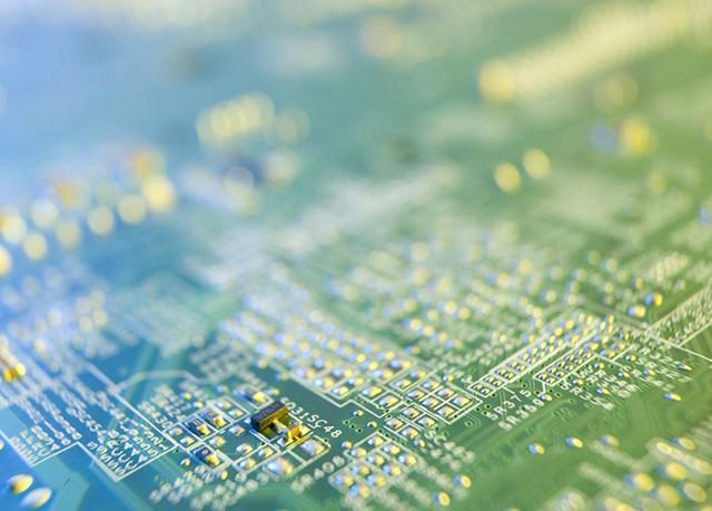 産業機器から医療、防衛まで幅広い分野の電子部品・機器・機能性材料を提供