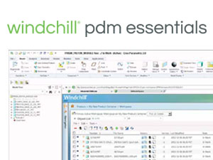 PTC Windchill PDM Essentials