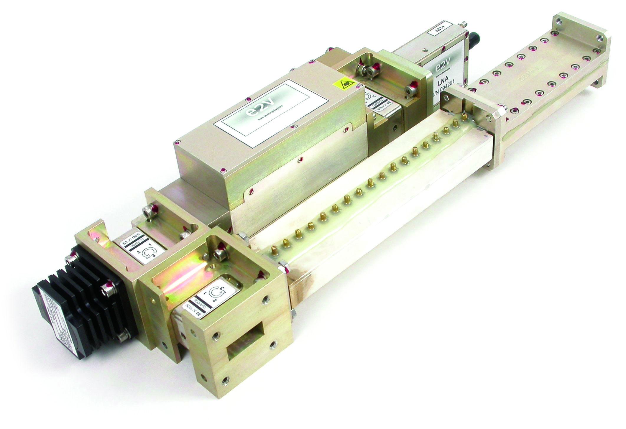 TWT マグネトロン 電子管 マイクロ波・ミリ波 高出力対応電子部品