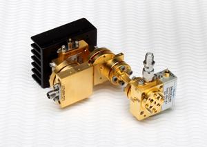 Wバンドバイアスミキサ 6倍LO周波数逓倍器付) MW-1B-6X
