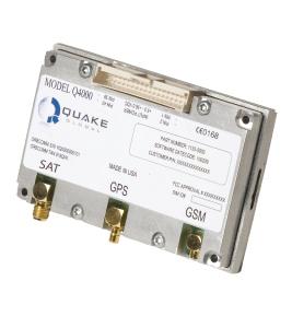 衛星通信対応のIoT通信モジュール QPRO, Q4000