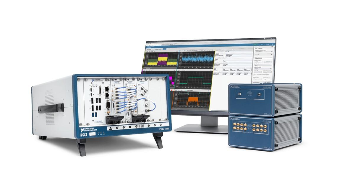 5Gミリ波無線(OTA)検証のRFテストソリューション