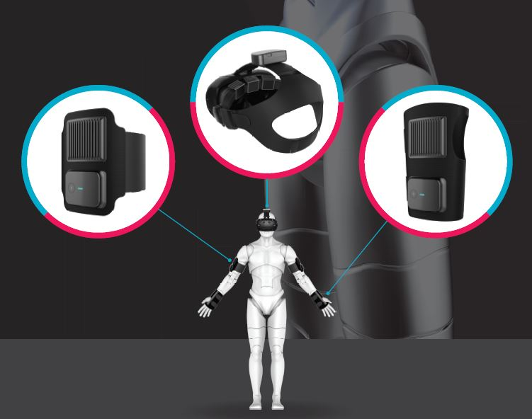 VR用温度体感デバイス